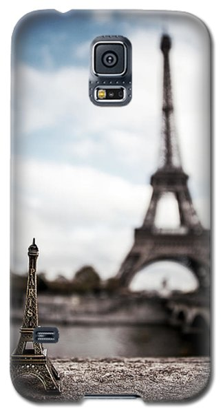 Eiffel Trinket Galaxy S5 Case
