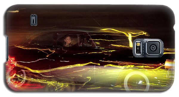 Galaxy S5 Case featuring the photograph Eighty Eight Miles Per Hour by Jason Politte