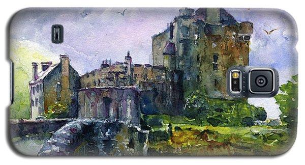 Eilean Donan Castle Scotland Galaxy S5 Case