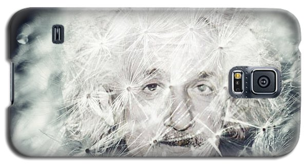 Einstein Dandy Galaxy S5 Case