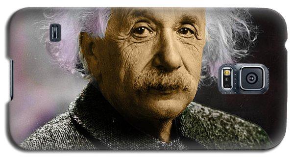 Einstein Explanation Galaxy S5 Case