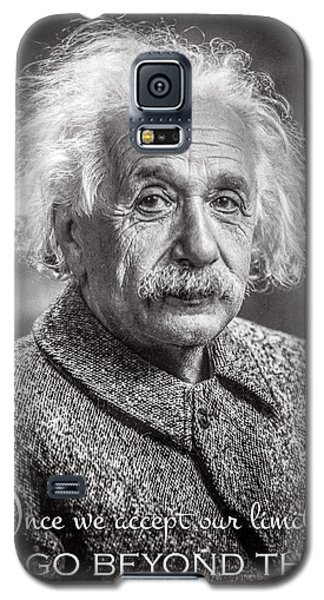 Einstein Galaxy S5 Case