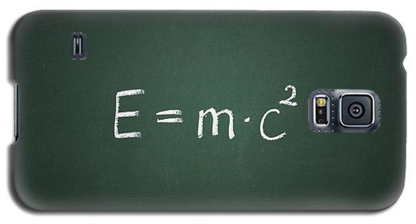 Einsteins Formula Galaxy S5 Case