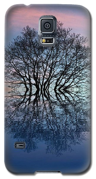 Winter In New England Galaxy S5 Case