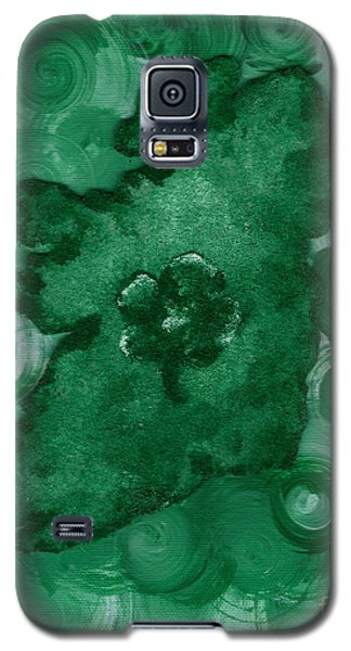 Eire Heart Of Ireland Galaxy S5 Case by Alys Caviness-Gober