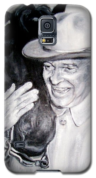 Eisenhower And Doodle De Doo Galaxy S5 Case
