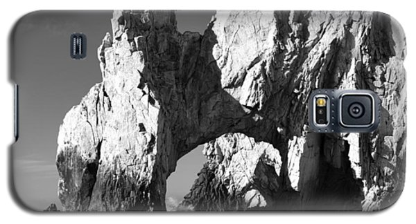 El Arco In Black And White Galaxy S5 Case