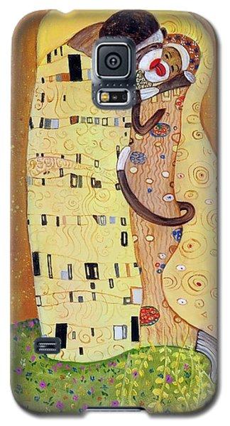 The Smooch Galaxy S5 Case by Randy Burns