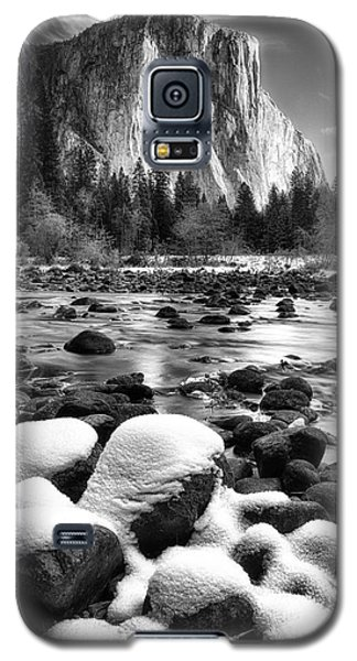 El Cap And Snow Galaxy S5 Case