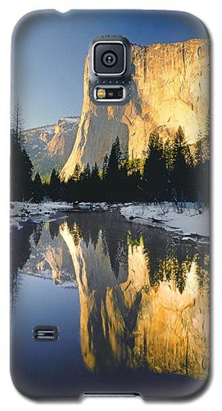2m6542-el Cap Reflect Galaxy S5 Case