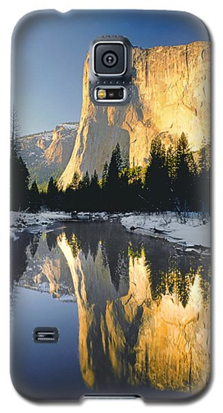 2m6542-el Cap Reflect Galaxy S5 Case