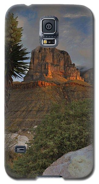 El Capitan At Sunrise Galaxy S5 Case