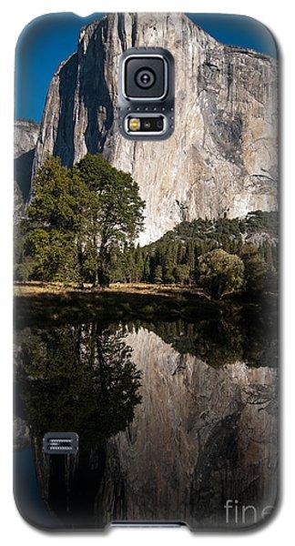 El Capitan In Yosemite 2 Galaxy S5 Case by Terry Garvin