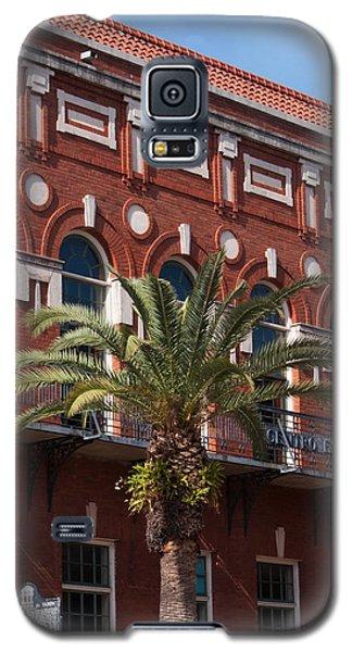 El Centro Espanol De Tampa Galaxy S5 Case by Paul Rebmann