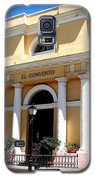 El Convento Hotel Galaxy S5 Case