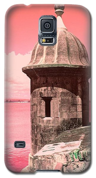 El Morro In The Pink Galaxy S5 Case