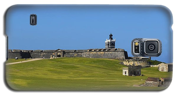 El Morro Panorama Galaxy S5 Case