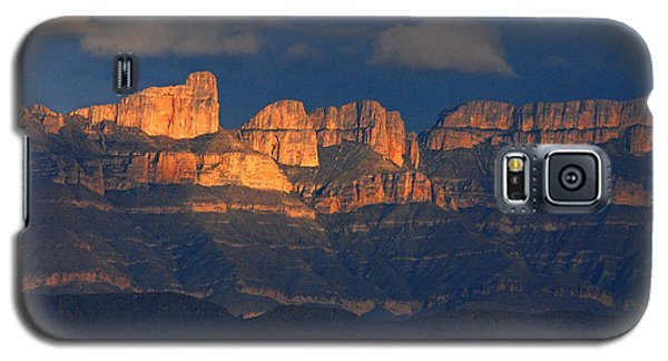 El Pico And Sierra Del Carmen Galaxy S5 Case