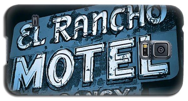 El Rancho Motel Galaxy S5 Case