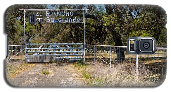 El Rancho Not So Grande Galaxy S5 Case