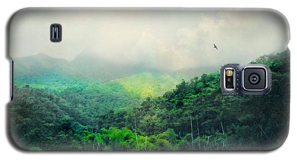 El Yunque National Rain Forest Galaxy S5 Case by Diana Angstadt