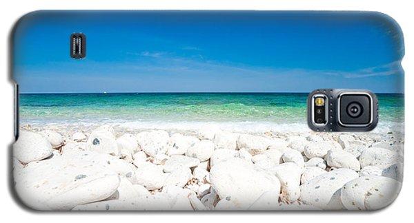 Elba - Capo Bianco  Galaxy S5 Case by Luciano Mortula