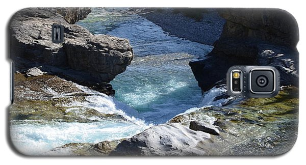 Elbow Falls Galaxy S5 Case by Cheryl Miller