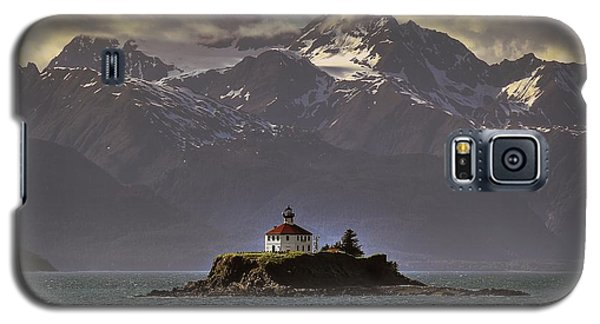 Eldred Rock Lighthouse Alaska Galaxy S5 Case