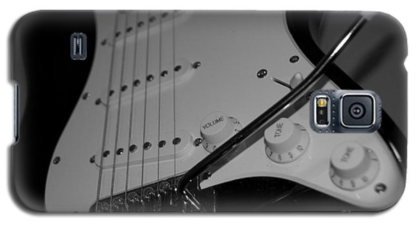 Galaxy S5 Case featuring the photograph Electric Guitar  by Sarah Mullin