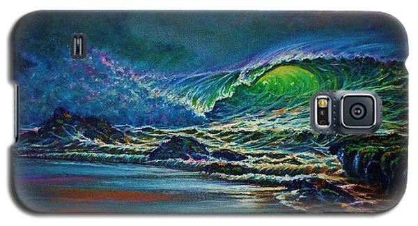 Electric Energy Galaxy S5 Case