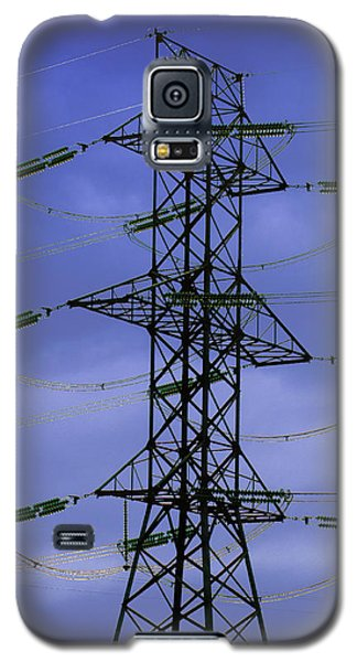Electric Moment Galaxy S5 Case
