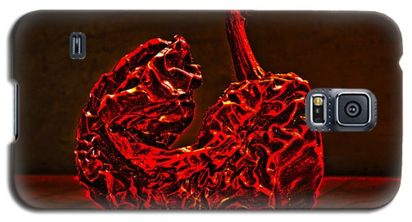 Electric Red Pepper Galaxy S5 Case