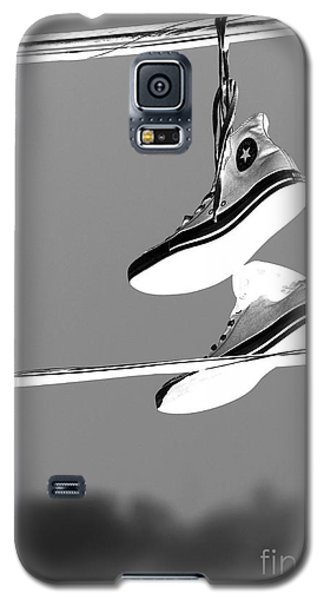 Electric Shoes Galaxy S5 Case by Steven Milner