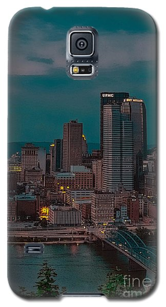 Electric Steel City Galaxy S5 Case
