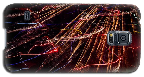 Electricity Galaxy S5 Case by Sara Frank