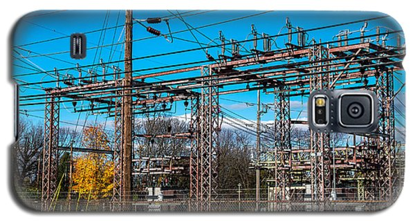Electricity Station Galaxy S5 Case