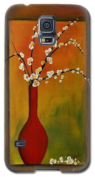 Elegant Bouquet Galaxy S5 Case