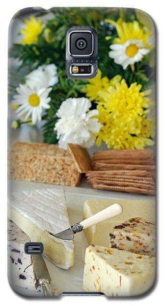 Elegant Cheese Buffet Galaxy S5 Case