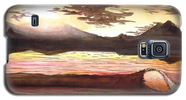 Elegant Eclipse Galaxy S5 Case