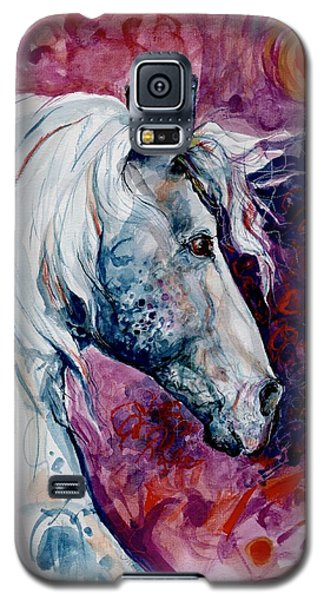 Elegant Horse Galaxy S5 Case by Mary Armstrong