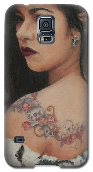 Elegant Ink Galaxy S5 Case