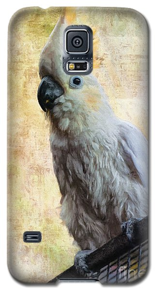 Elegant Lady Galaxy S5 Case by Lois Bryan