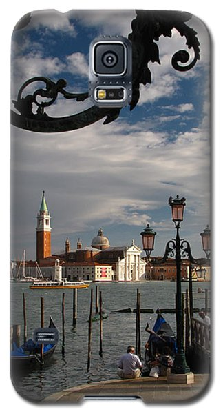 Elegant Lampost Galaxy S5 Case by Jennifer Wheatley Wolf