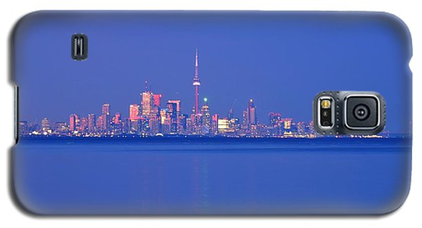 Element Of Water Light The City  Galaxy S5 Case