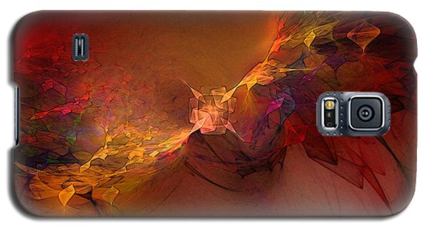 Elemental Force-abstract Art Galaxy S5 Case
