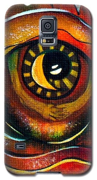 Elementals Spirit Eye Galaxy S5 Case