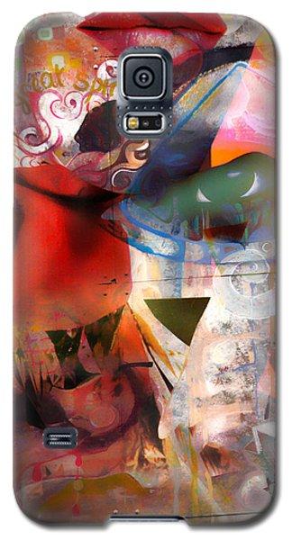 Elements Of Estrogen  Galaxy S5 Case by Jerry Cordeiro