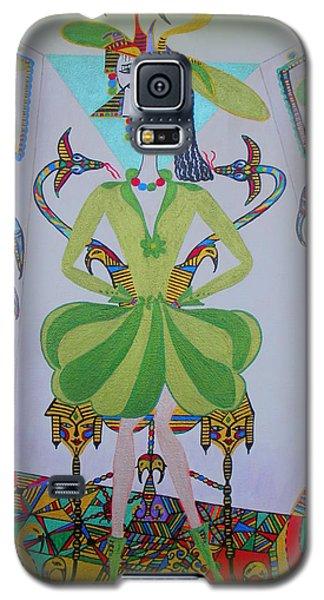 Eleonore Friend Princess Melisa Galaxy S5 Case by Marie Schwarzer