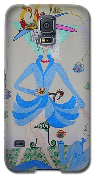 Eleonore Tea Party Galaxy S5 Case