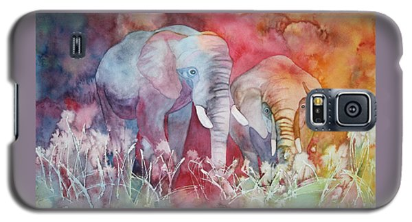 Elephant Duo Galaxy S5 Case